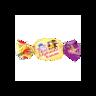 Конфеты Детский сувенир клубника банан